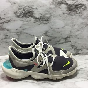 Women's Free RN 5.0 Running Shoes/Sneakers